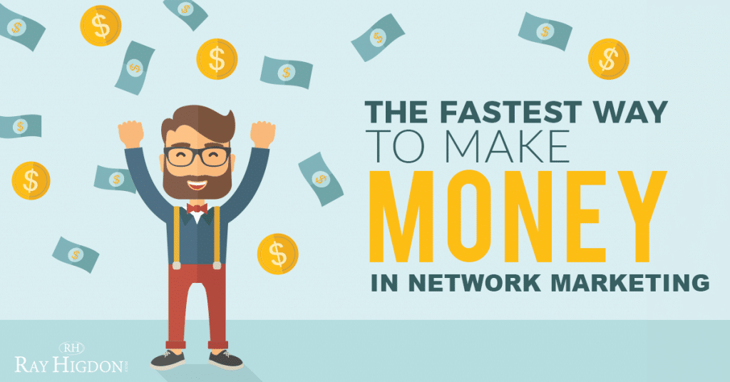 How To Make Money With Network Marketing 1